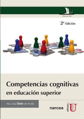 Este libro es Una Contribución de la Psicología del Pensamiento al estudio de las competencias genéricas propuestas por la Unión Europea