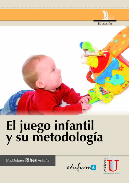 Este libro desarrolla los contenidos correspondientes al módulo formativo denominado El Juego Infantil y su Metodología