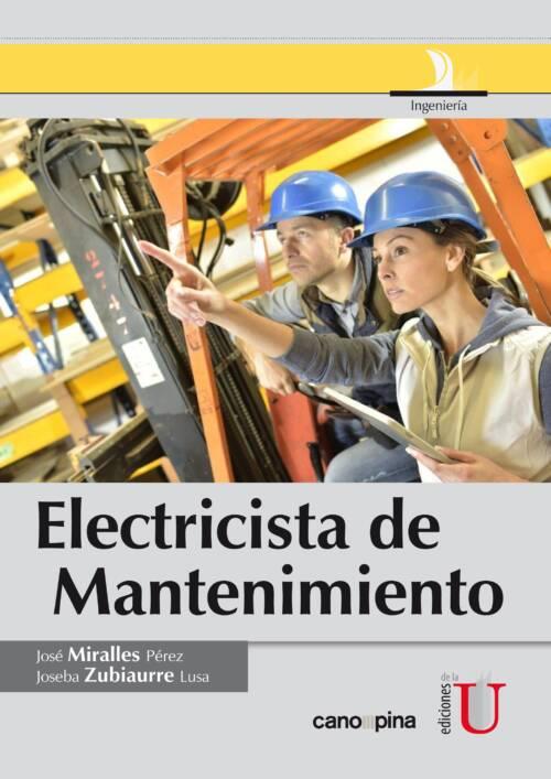 Este manual desarrolla temas de introducción a la electricidad e instalaciones eléctricas básicas tanto en viviendas como en otros espacios