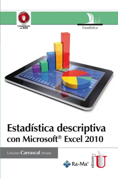 El libro que tiene en sus manos constituye un manual completo de Estadística Descriptiva correspondiente a la materia que con el mismo título se imparte en los Grados de Economía y Administración de Empresas de las universidades españolas