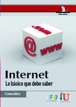 Este libro ofrece al lector distintos conocimientos sobre Internet y los servicios que se pueden utilizar sobre la red de redes.Se indica la direrencia entre Internet