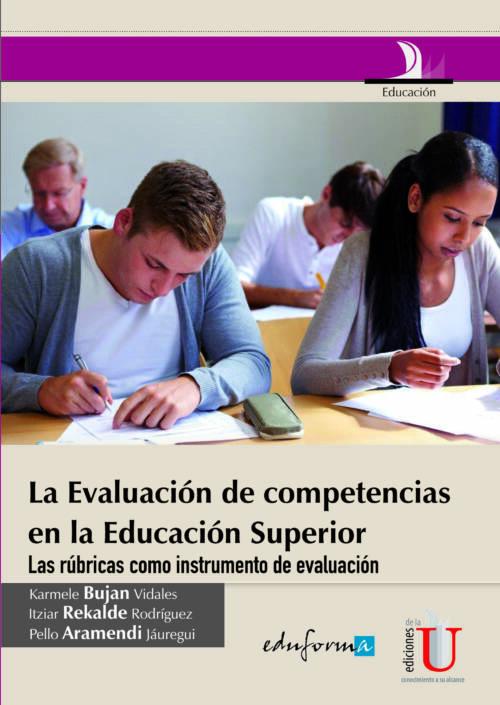 Este libro analiza el cambio de paradigma educativo que supone la formación por competencias en la Educación Superior y sus repercusiones en la evaluación para promover el aprendizaje y constatar la calidad del mismo.La evaluación en la formación por competencias pasa por considerar que el objeto de la evaluación no son sólo los conocimientos adquiridos; sino también y