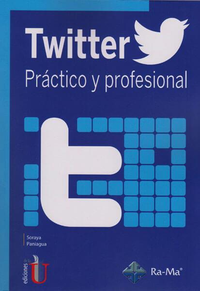 Twitter práctico y profesional es un tutorial sobre la herramienta que ha cambiado el paradigma de la comunicación. Este manual acompaña al usuario por todos los menús de navegación
