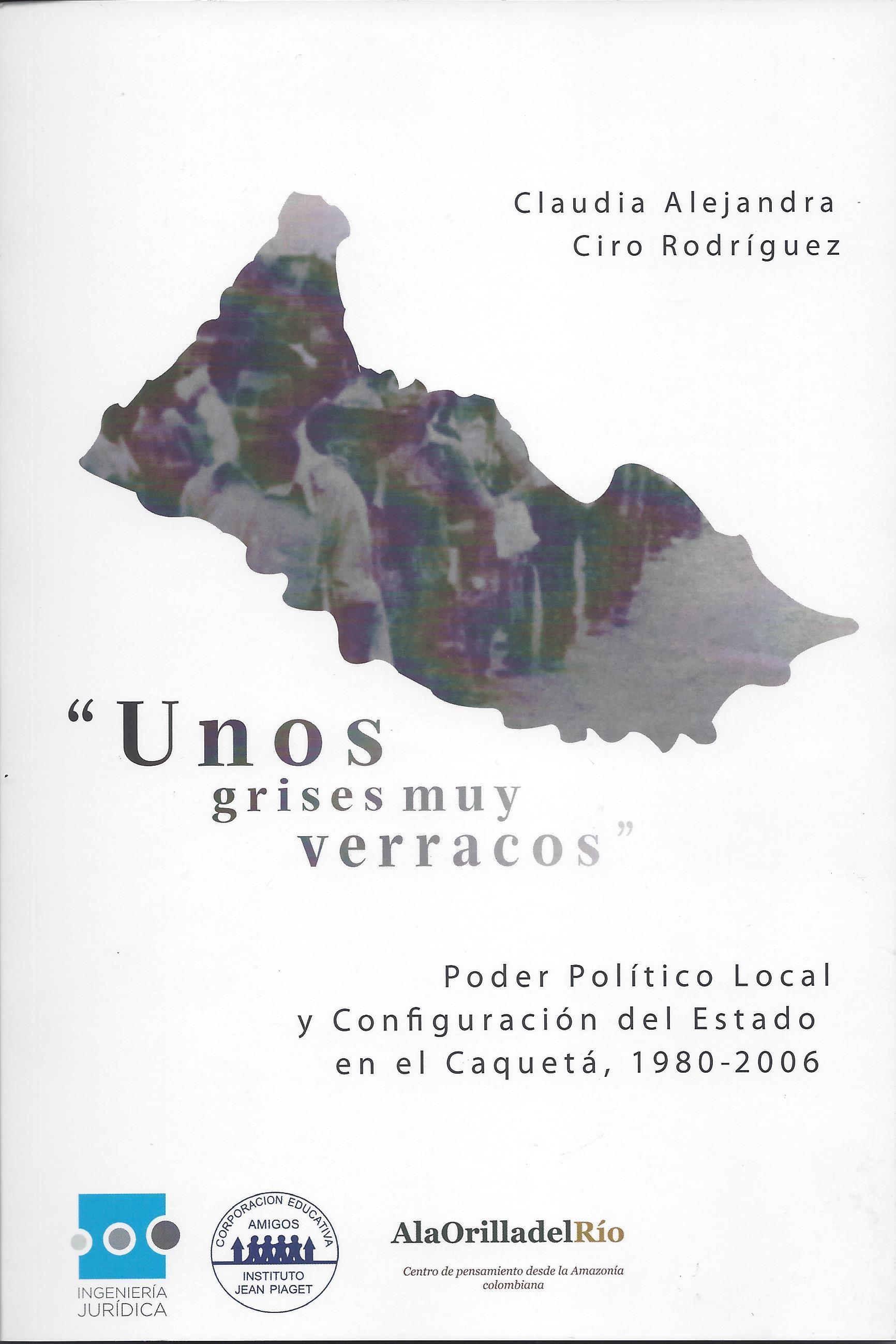 Este trabajo logra aportar en el análisis de la configuración local del estado en Colombia a partir del caso objeto de análisis