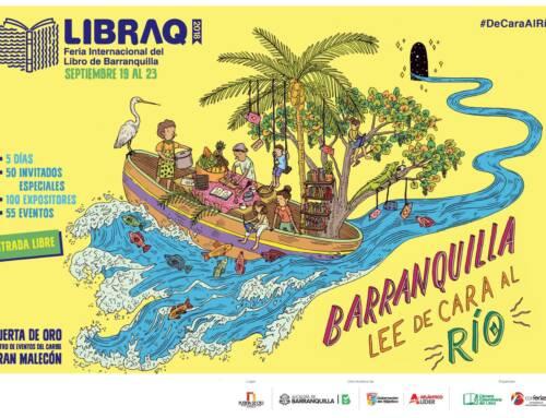 • Evento • Feria Internacional del Libro de Barranquilla #Libraq